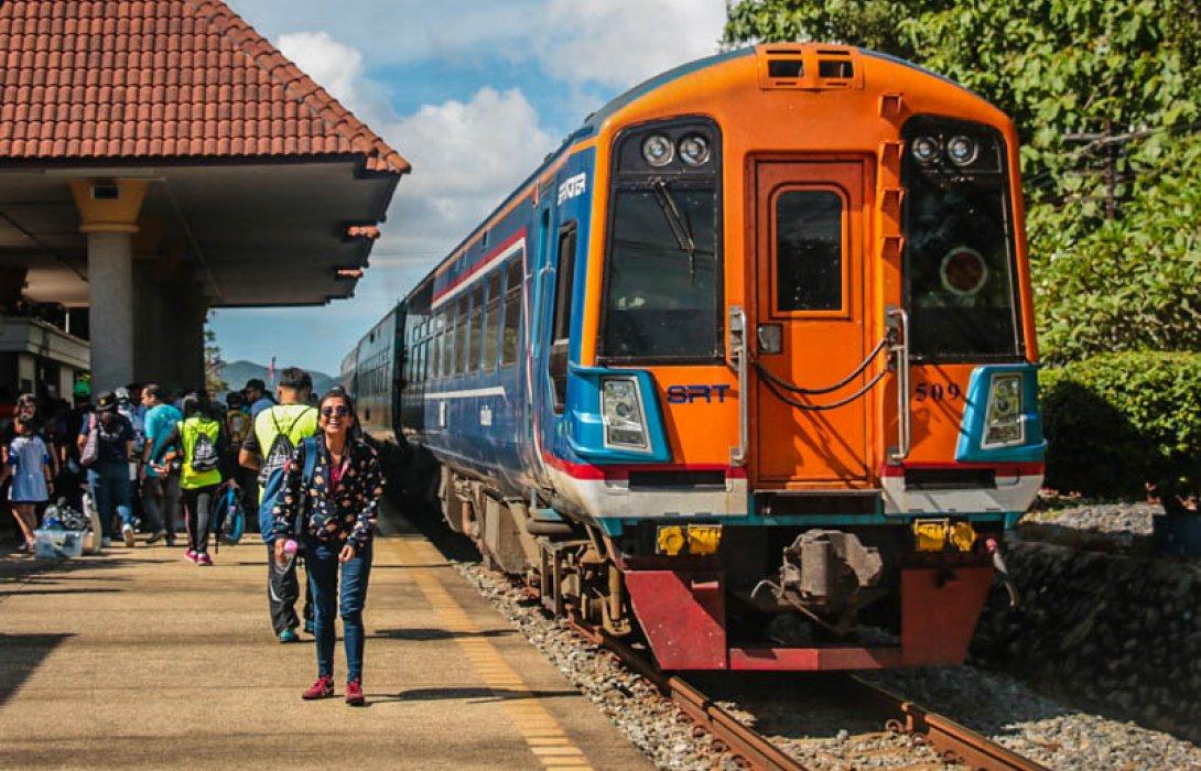 เที่ยวพัทยามุมมองใหม่ ขึ้นรถไฟไปปั่น by.เรื่อง/ภาพ ลานลม