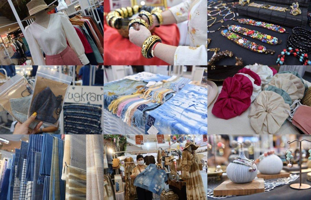 """วัยรุ่นหัวใจไทยห้ามพลาด!! พาส่องงาน """"SACICT Craft Fair 2020"""" จัดส่งท้าย ณ The Mall บางกะปิ 5 วัน เท่านั้น"""
