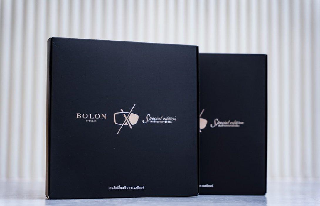 """BOLON สร้างเซอร์ไพรส์เอาใจสายแฟ เปิดตัว Special Edition """"BOLONXTRANSITIONS"""" จับคู่กรอบแฟชั่นสุดเก๋ กับเลนส์สุดเท่ห์เปลี่ยนสีได้"""