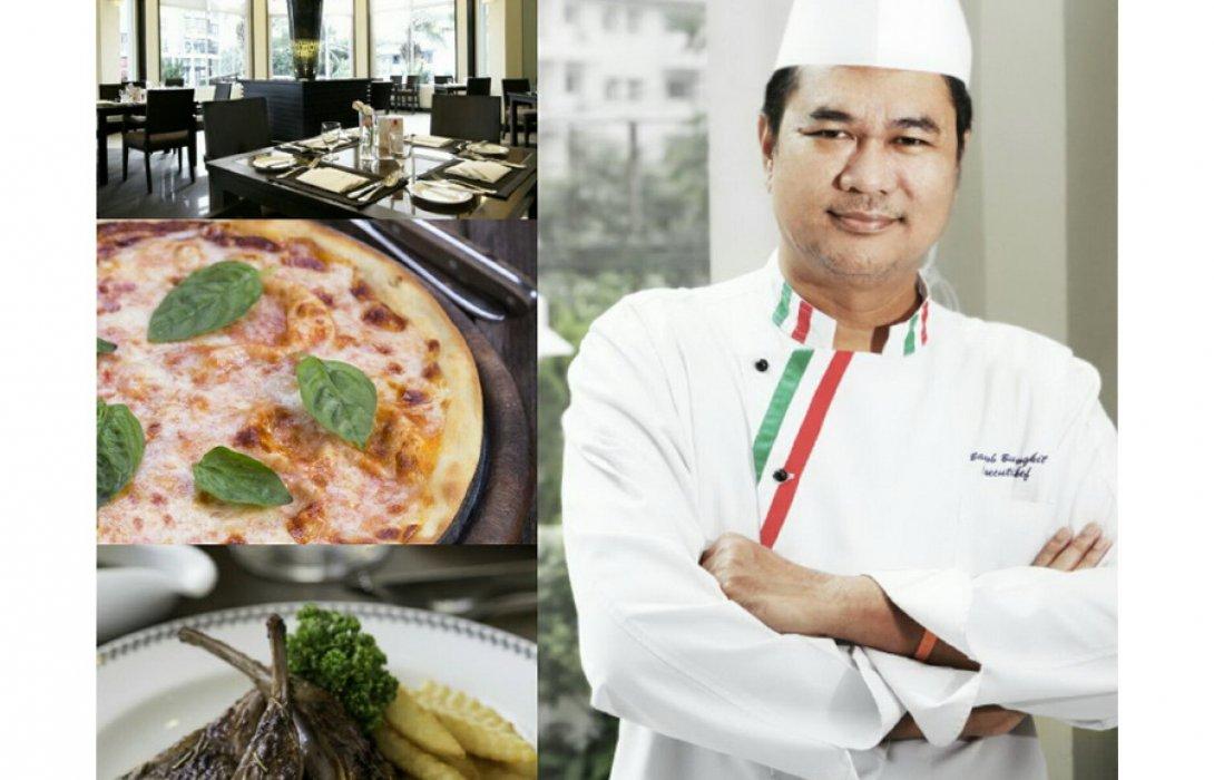 """อิ่ม อร่อย รสชาติต้นตำรับ """"เทศกาลอาหารอิตาเลียน"""" ที่ โรงแรม เคป ราชา"""