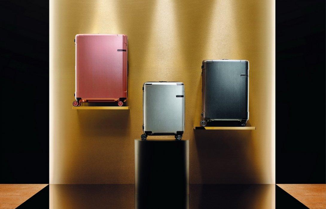 'แซมโซไนท์' สร้างสรรค์ EVOA มิติใหม่ของกระเป๋าเดินทาง