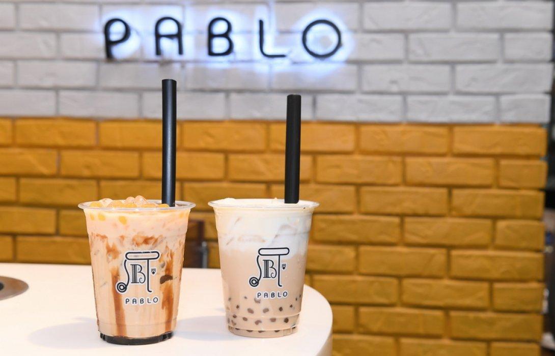 """""""Pablo"""" ฟินแบบไม่ซ้ำใครกับชาไข่มุกโฉมใหม่ !!"""