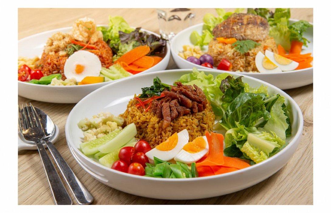 อร่อย สุขภาพดีเว่อร์ แบบไทย … ข้าวดอกมะขามผัดน้ำพริก 3 สูตรเด็ด