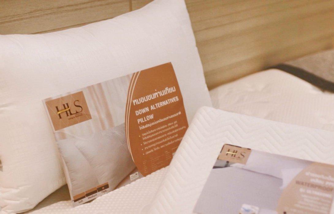 เลือกหมอนหนุนแบบใหน...ให้สุขภาพการนอนดีขึ้น