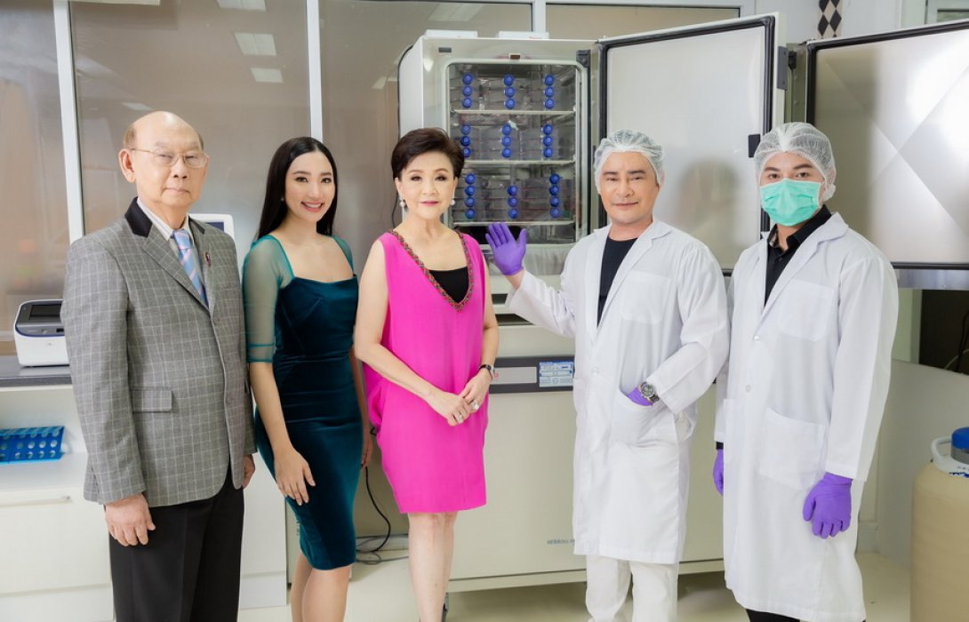 """นวัตกรรม """"สเต็มเซลล์ไทย"""" สุดล้ำ ฟื้นฟูและรักษาโรคได้เกือบ 100 โรค"""