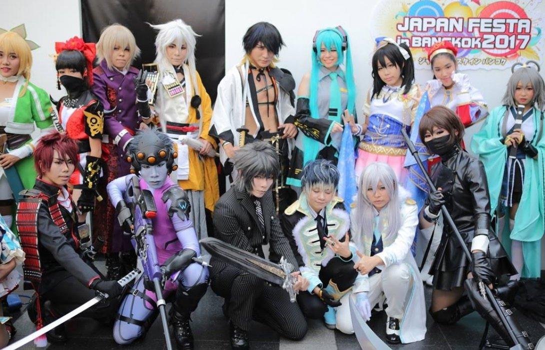 รวบรวมเสน่ห์อันหลากหลายของความเป็นญี่ปุ่นมาไว้ในงานเดียว Japan Expo Thailand 2018