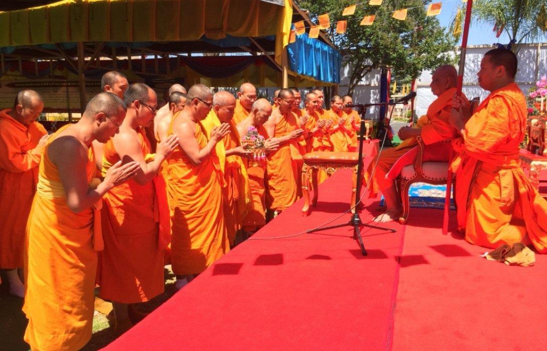 คณะสงฆ์ไทยในสหรัฐฯจัดอบรมบาลีก่อนสอบจริงต่อยอดความรู้ด้านพระพุทธศาสนา