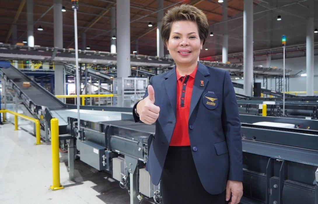 ไปรษณีย์ไทยลุยติดตั้งเครื่องคัดแยกประสิทธิภาพสูงรับมือส่งสินค้าออนไลน์วันละ8ล้านชิ้น