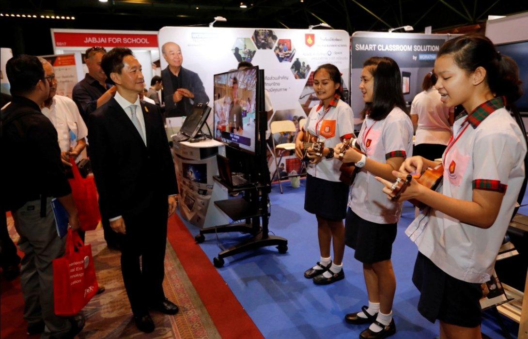EdTeX 2018 หวังพลิกโฉมการศึกษาไทยด้วยนวัตกรรมพร้อมจับคู่ธุรกิจด้านเทคโนโลยีเพื่อการศึกษา