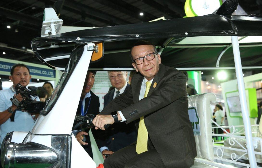 """เปิดตัวอย่างยิ่งใหญ่""""ASEAN Sustainable Energy Week 2018""""งานเทคโนโลยีพลังงานทดแทน"""