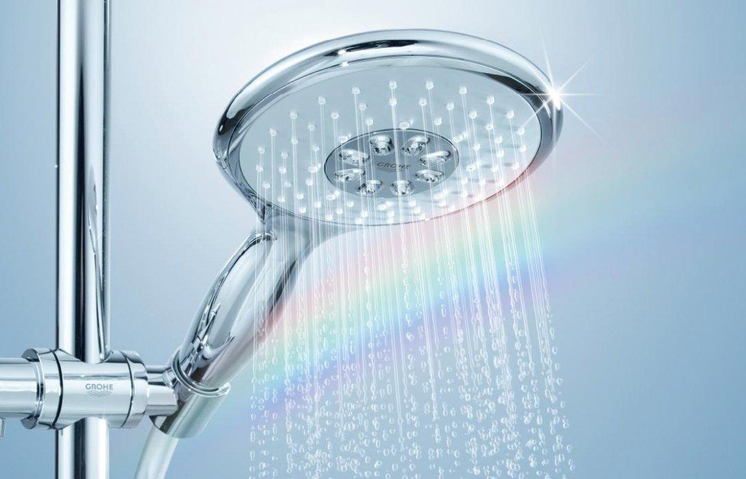 อากาศร้อนหนักมาก?? คนไทยครองแชมป์ชื่นชอบการอาบน้ำจากฝักบัวมากที่สุดในอาเซียน!