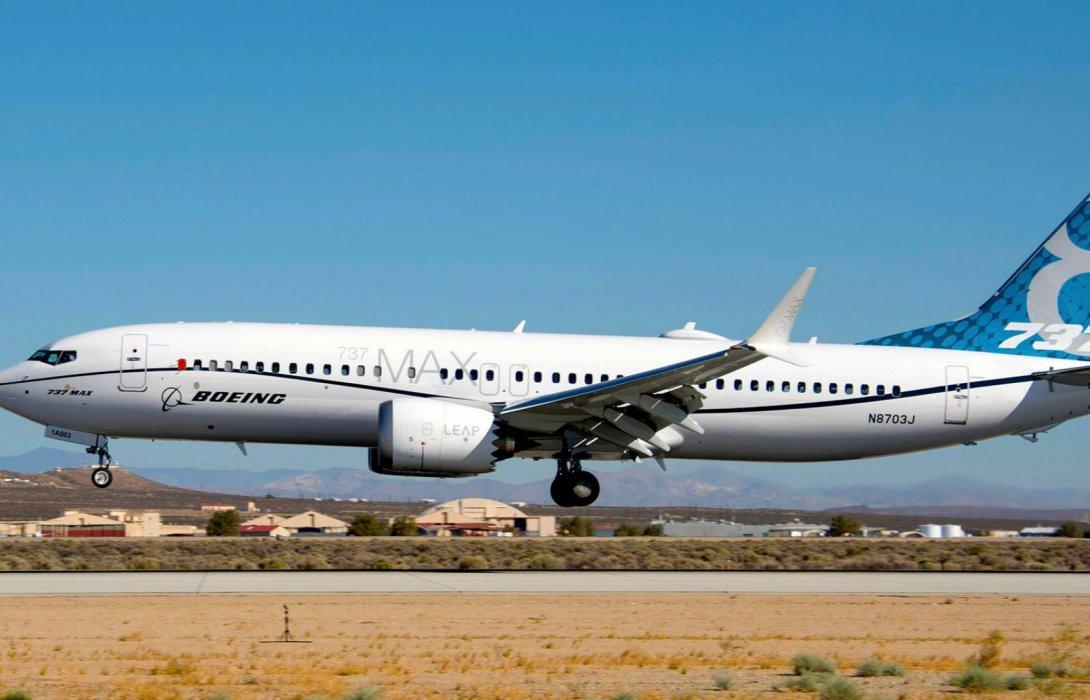 """""""โบอิ้ง 737 แม็กซ์ 8"""" งานเข้า!! <br> สายการบินหลายแห่งแห่ระงับใช้"""
