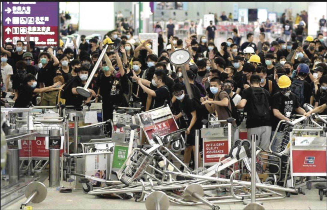 หากม๊อบ 'ฮ่องกง' ยังยึดเยื้อ ส่งผล สะเทือนไทย ส่งออก-ท่องเที่ยววูบหมื่นล้าน