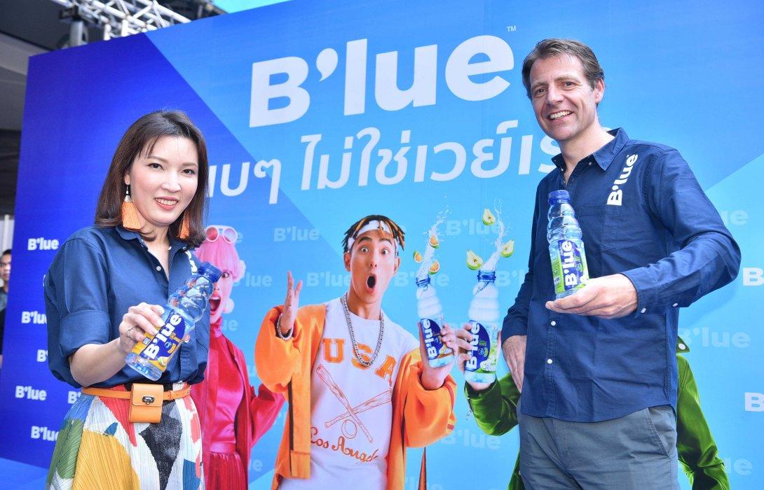 """""""เซ็ปเป้"""" ควง """"ดานอน"""" ร่วมทุนปั้นบริษัทใหม่ สร้างความต่างเขย่าตลาดเครื่องดื่มในไทย"""