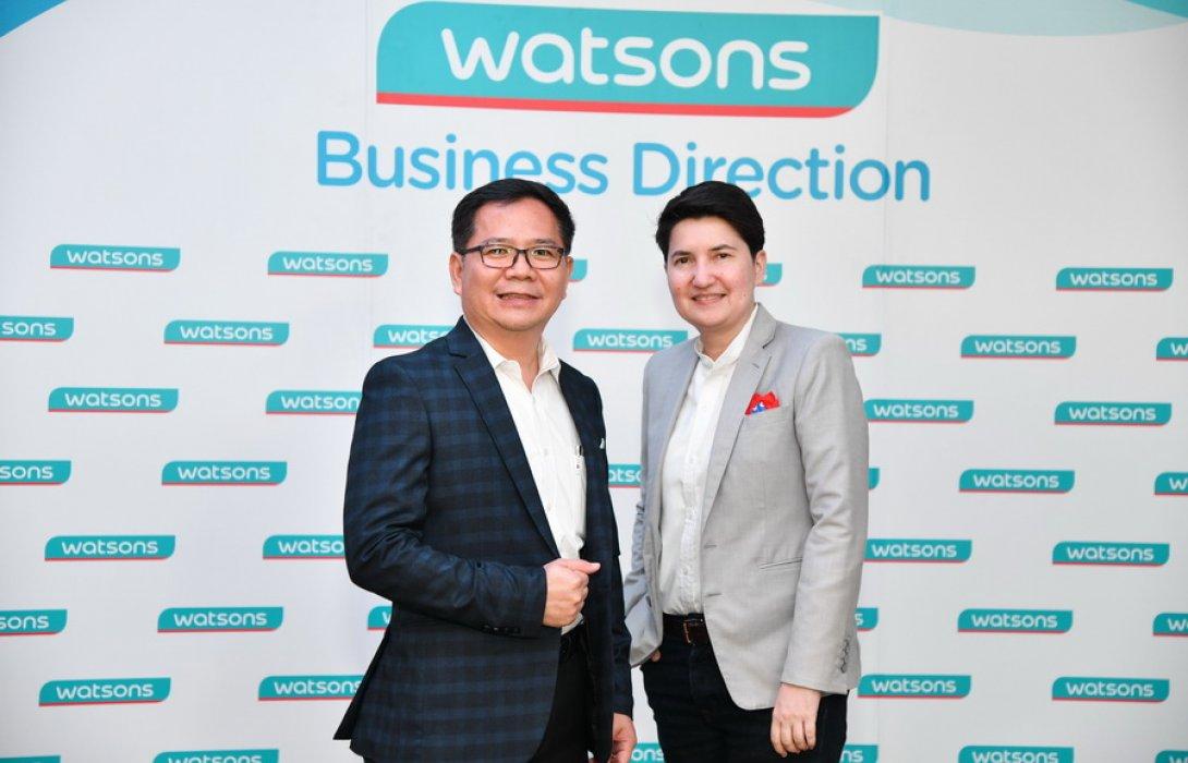 """""""วัตสัน"""" มั่นใจตลาดไทย อัดงบ 630 ล้าน ลุย พัฒนาไอที ขยายสาขา รีโนเวตสู่ """"G8"""""""