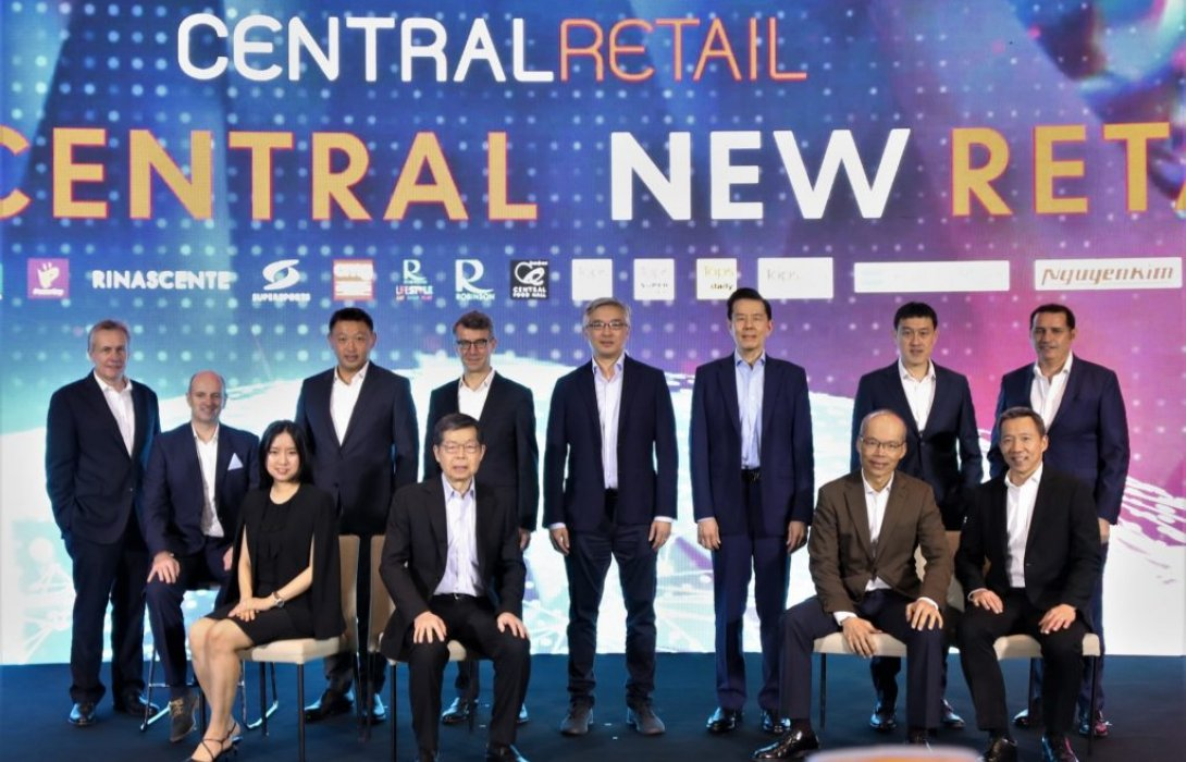 """""""เซ็นทรัล รีเทล"""" ประกาศก้าวสู่ """"New Central New Retail""""  เดินหน้าเข้าตลาดหุ้น สร้างค้าปลีกไทยสู่ระดับโลก"""