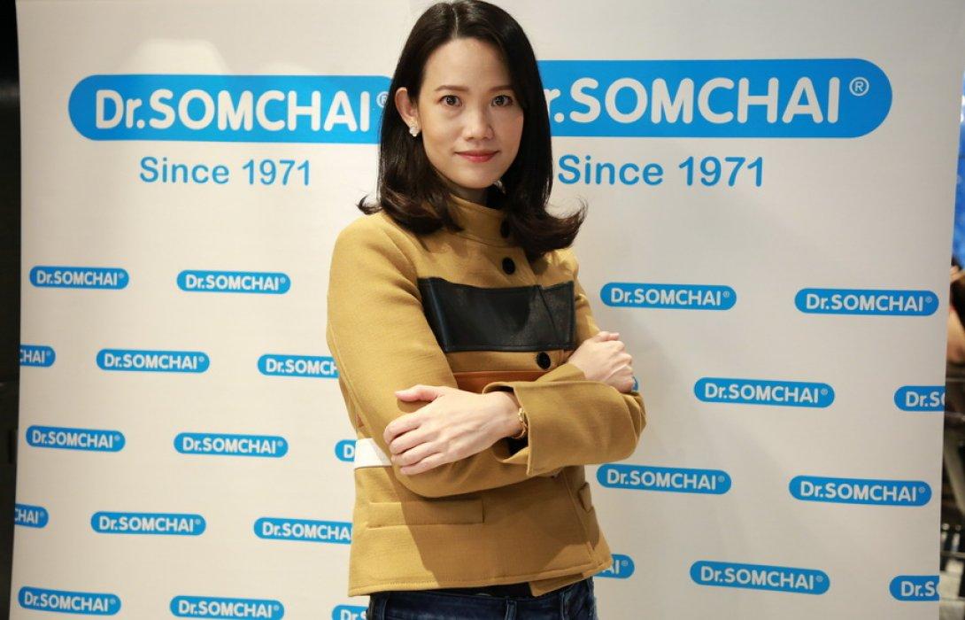 """""""ดร.สมชาย"""" ทุ่มงบวิจัยผลิตยายุคใหม่  ปั้นสินค้า 'แอนไท เอจจิ้ง' รับสังคมสูงวัย"""