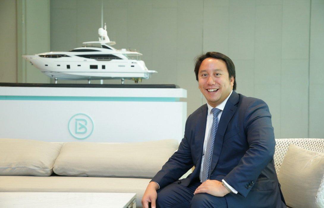 'โบ๊ทลากูนยอช์ตติ้ง'  ผนึก 'เบอร์เจส'  ขยายฐานธุรกิจ ดูด นักท่องเที่ยว Top End ทั่วโลกมาไทย