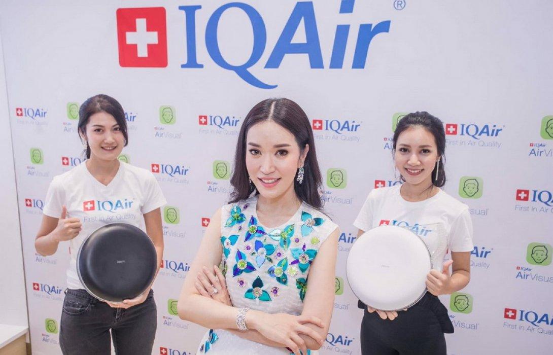 """""""ทีเอชฯ"""" ขน เครื่องกรองอากาศแบรนด์นอก ทำตลาดในไทยมั่นใจฟันแชร์ถึง 25 % ปีแรก"""