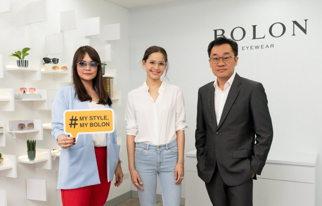 'BOLON' ชู Price Point Positioning ลุยตลาดแว่นสายตา & แฟชั่นในไทยเต็มสูบ