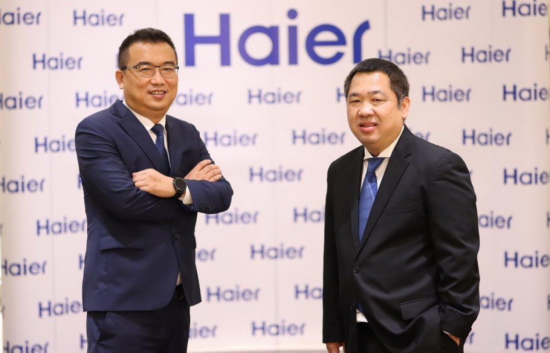 """""""ไฮเออร์"""" ชี้ พิษโควิด-19 กระแทกตลาดเครื่องใช้ไฟฟ้าตกฮวบ งัดแผนครึ่งปีหลังรุกตลาดสมาร์ทโฮมผลักยอดขายโตขึ้น 38%"""