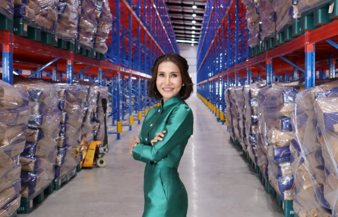 """""""คชเชอร์ โกลบอล ฟู้ด"""" เปิดคลังสินค้าใหม่ลุยธุรกิจ หลังภาวะวิกฤติโควิด-19 ตั้งเป้าเติบโตเพิ่มขึ้น 100 %"""