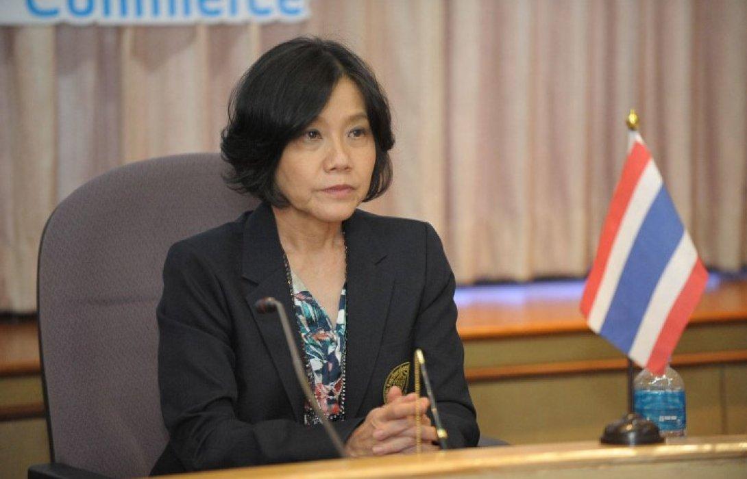 ม.หอการค้าไทยสู่สากล จับมือยักษ์ใหญ่อาลีบาบา