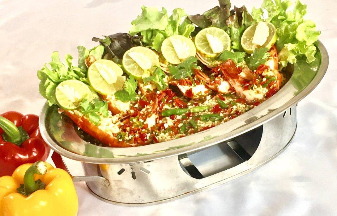 ทาลาเล ซีฟู้ด เรสเตอรองท์  (Talalay Seafood Restaurant)