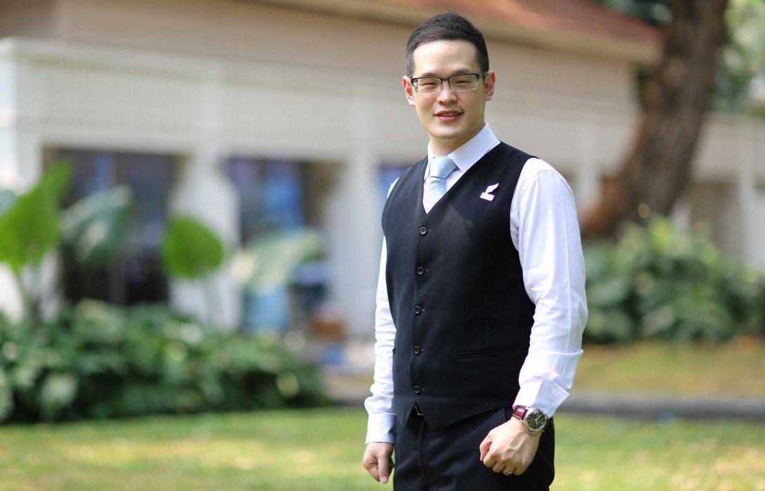 ดาวเด่นแห่งแวดวงวิชาการตลาดไทยยุคดิจิทัล ดร.เอกก์ ภทรธนกุล แห่ง Chulalongkorn Business School