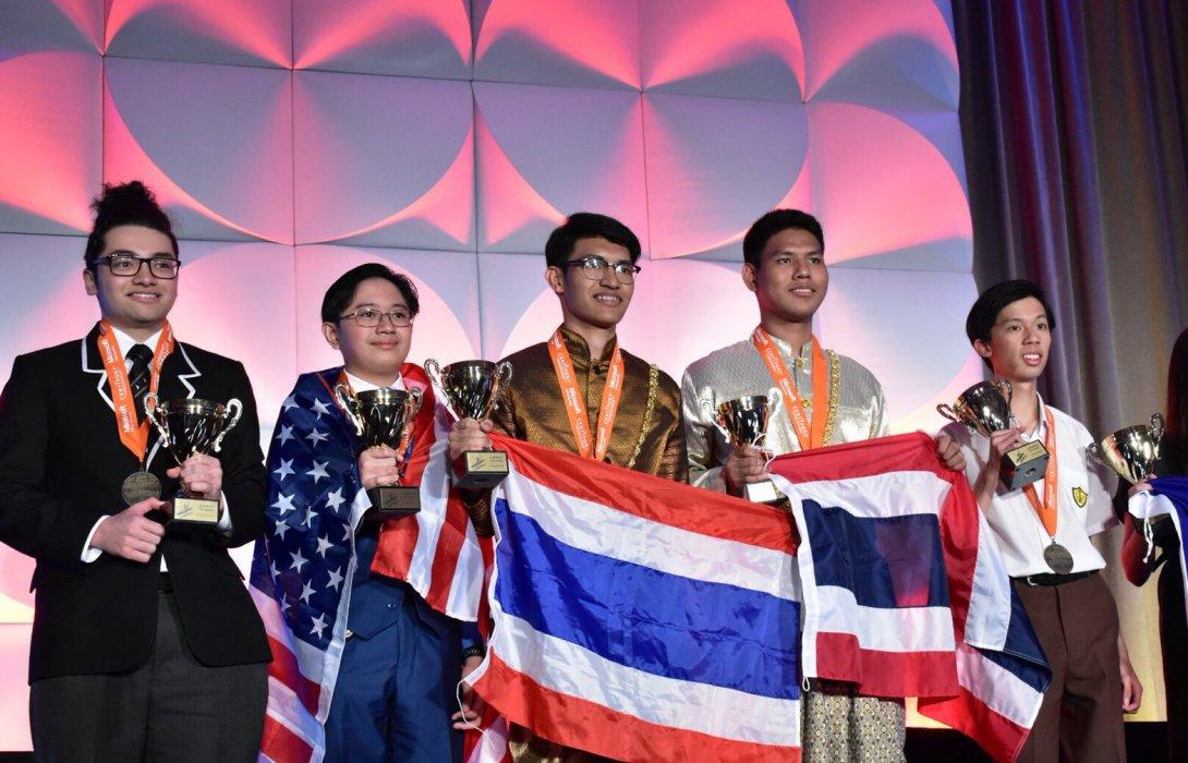 นักศึกษา'มทร.ธัญบุรี'สร้างชื่อ คว้าชัย แชมป์โลก ไมโครซอฟท์