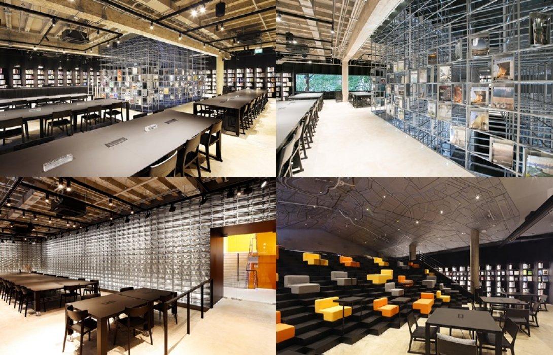เปิดห้องสมุดใหม่ สถาปัตย์ จุฬาฯ สุดล้ำ ดีไซน์โดดเด่น  ชู พื้นที่ร่วมผลิตความคิดสร้างสรรค์