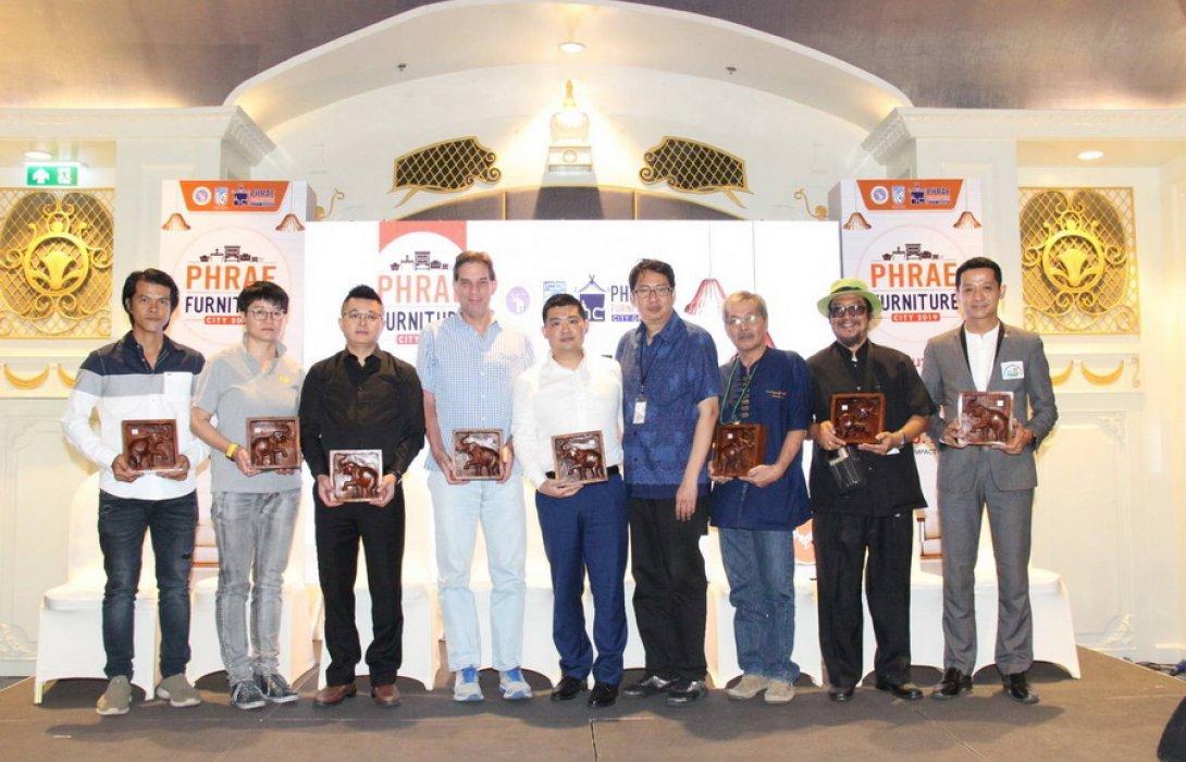 มช. เปิดเวทีสัมมนา ยกระดับอุตสาหกรรมเฟอร์นิเจอร์ไม้สักไทย ก้าวสู่ตลาดสากล