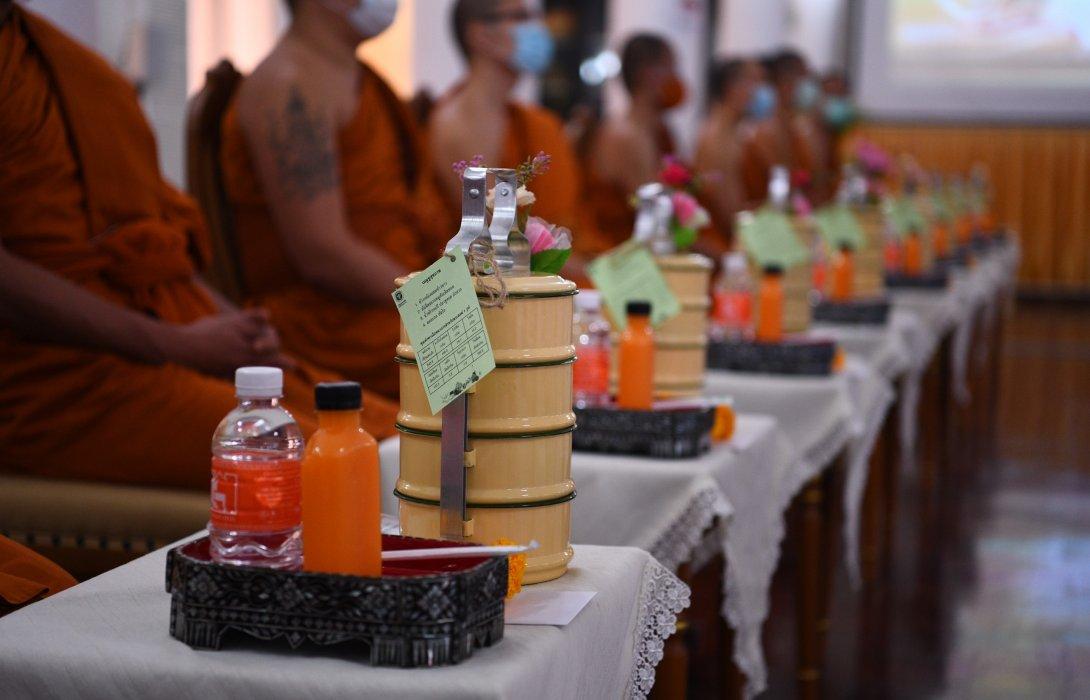 """สธ.-สสส. ชวนคนไทยทำบุญวันมาฆบูชา แบบ """"รักษ์สุขภาพ รักษ์โลก ลดโรค"""""""