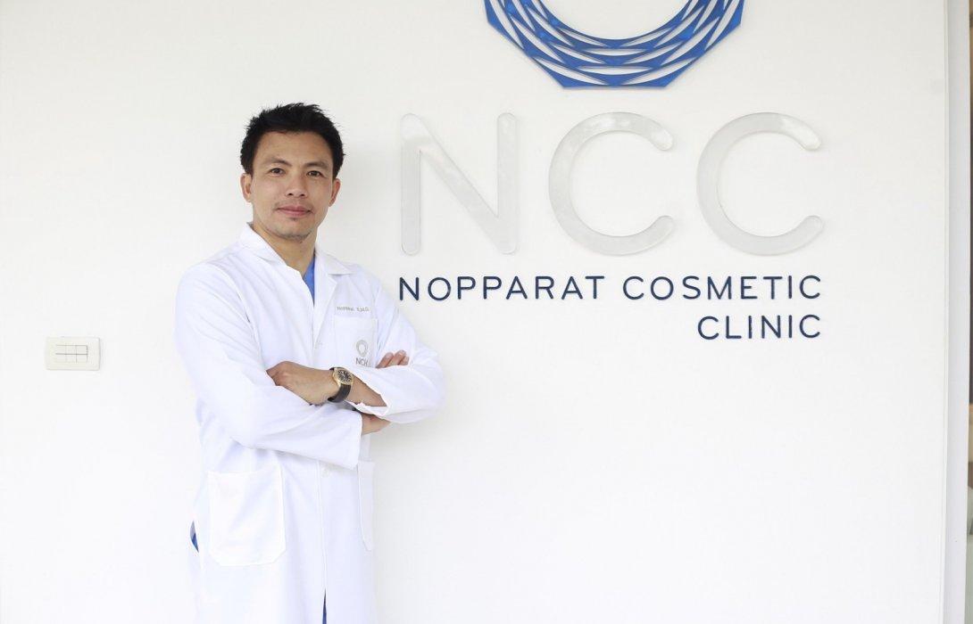 NCC คลินิคเตรียมลุยตลาดเพื่อนบ้าน ลั่นศัลยกรรมจมูกยังมาอันดับหนึ่ง