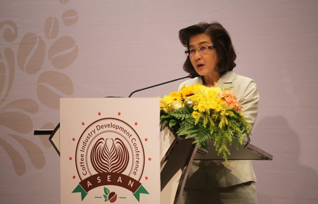 ภาครัฐจับมือเอกชนร่วมพัฒนาอุ ตสาหกรรมกาแฟไทยต้นน้ำ-ปลายน้ำ