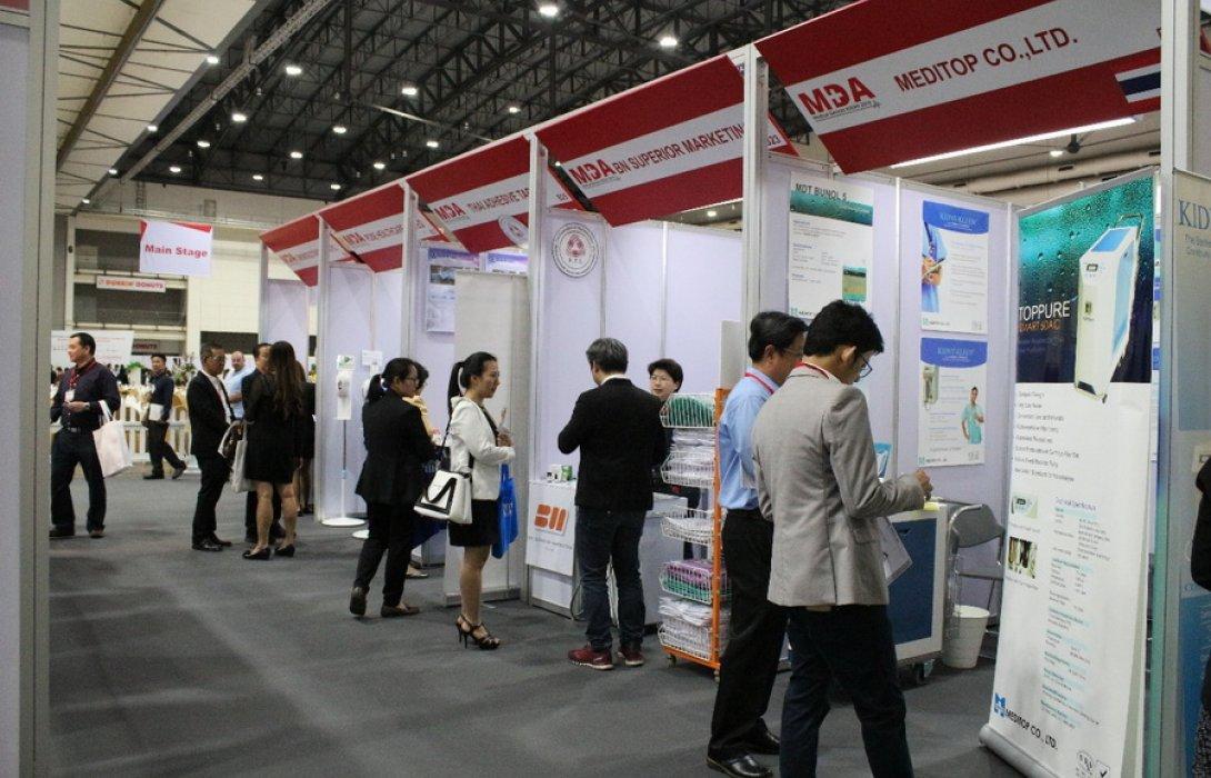 เปิดฉาก Medical Devices ASEAN 2018 งานแสดงอุปกรณ์เครื่องมือแพทย์ยิ่งใหญ่ของอาเซียน