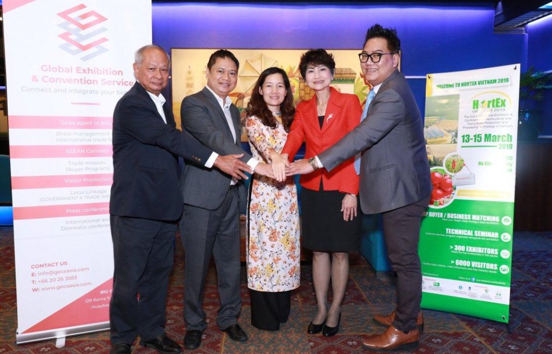 เกษตรเวียดนามโตเร็ว ชวนไทยขยายตลาดและลงทุน เปิดช่องทางพิเศษ HORTEX Vietnam 2019
