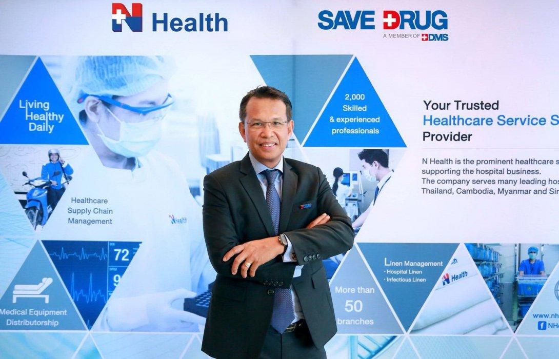 กลุ่มสนับสนุนโรงพยาบาลเน้นเพิ่มประสิทธิภาพรับเทรนด์สุขภาพโต