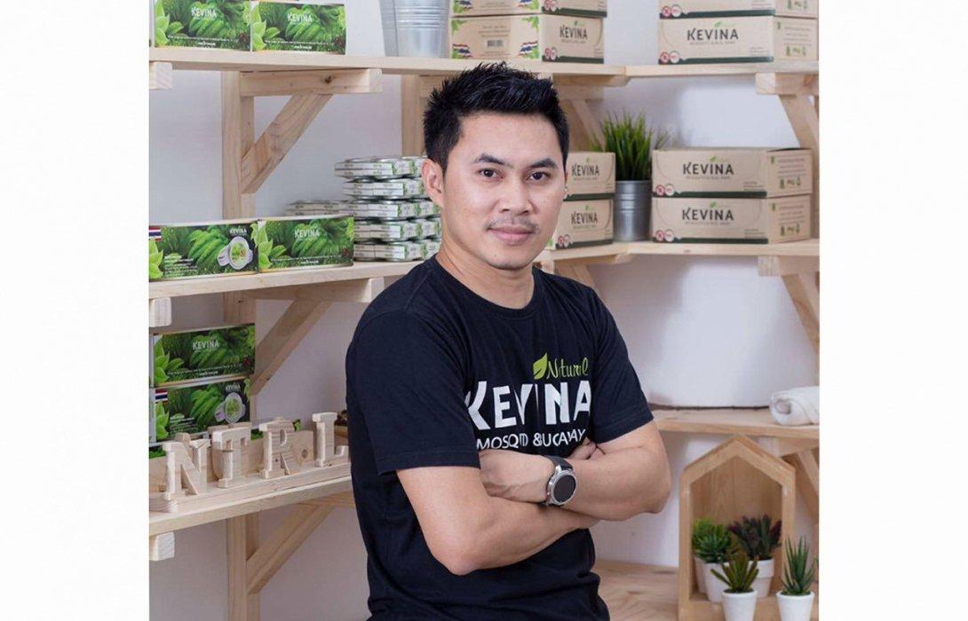 ไทยเทรดดอทคอม ดัน แบรนด์ 'KEVINA Natural' หลังออเดอร์ทะลัก สู่ตลาดต่างประเทศ