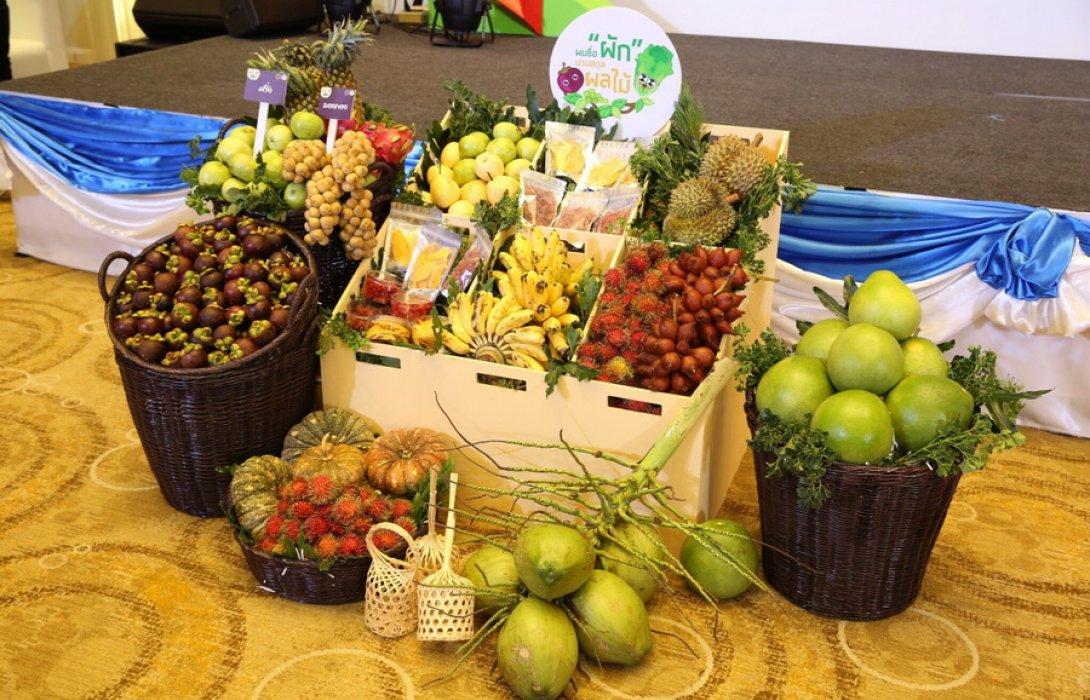 ผุดมาตรการเร่งด่วน แก้ปมตลาดผลไม้ คนไทยบริโภคต่ำกว่าเกณฑ์