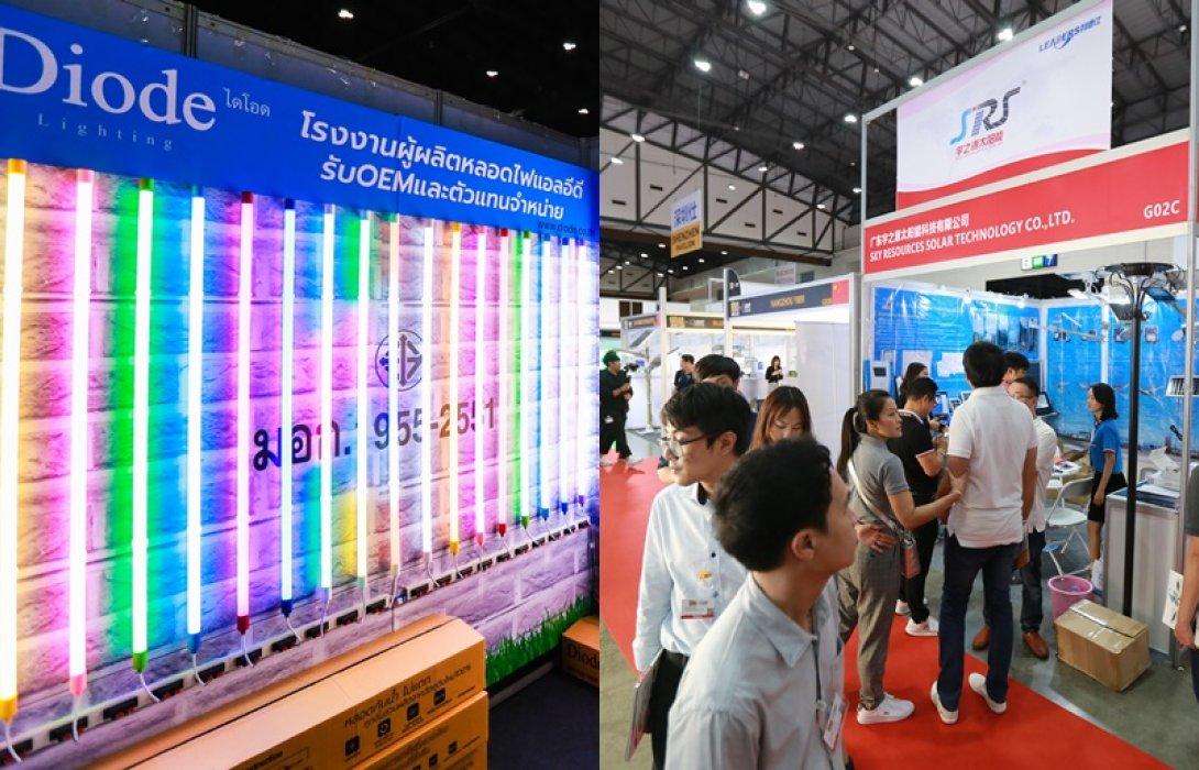 """""""อิมแพ็ค"""" เตรียมจัดงาน LED Expo Thailand + Light ASEAN 2020 หนุนตลาดอุตสาหกรรม LED ภูมิภาคเอเชียแปซิฟิกเติบโต"""