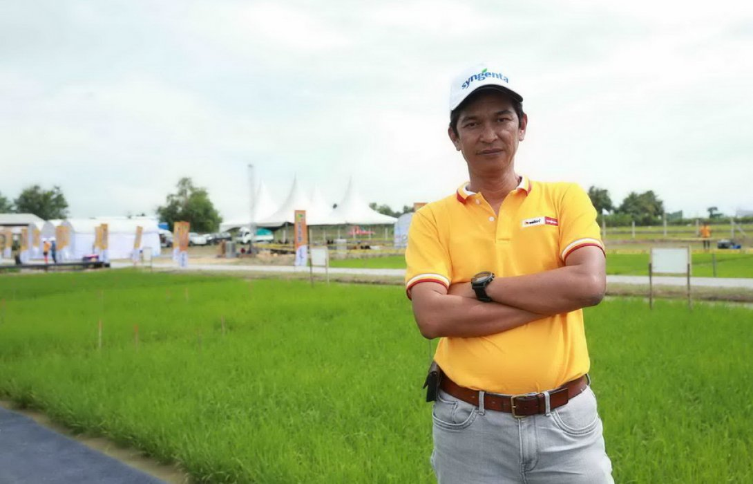 """""""ชาวนาไทย"""" แห่ร่วมงานนิทรรศการนวัตกรรมและเทคโนโลยีข้าว (Rice Expo) ครั้งที่ 4"""