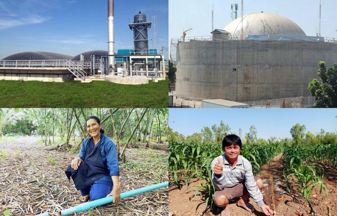 CPF หนุนผลิตไบโอก๊าซในฟาร์มและโรงงาน ดูแลชุมชน สร้างความมั่นคงทางพลังงานอย่างยั่งยืน