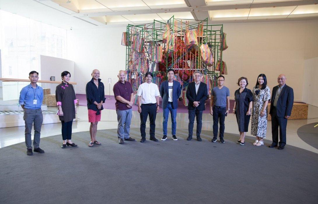หอศิลปฯ กรุงเทพฯเปิดนิทรรศการ Early Years Project ครั้งที่5