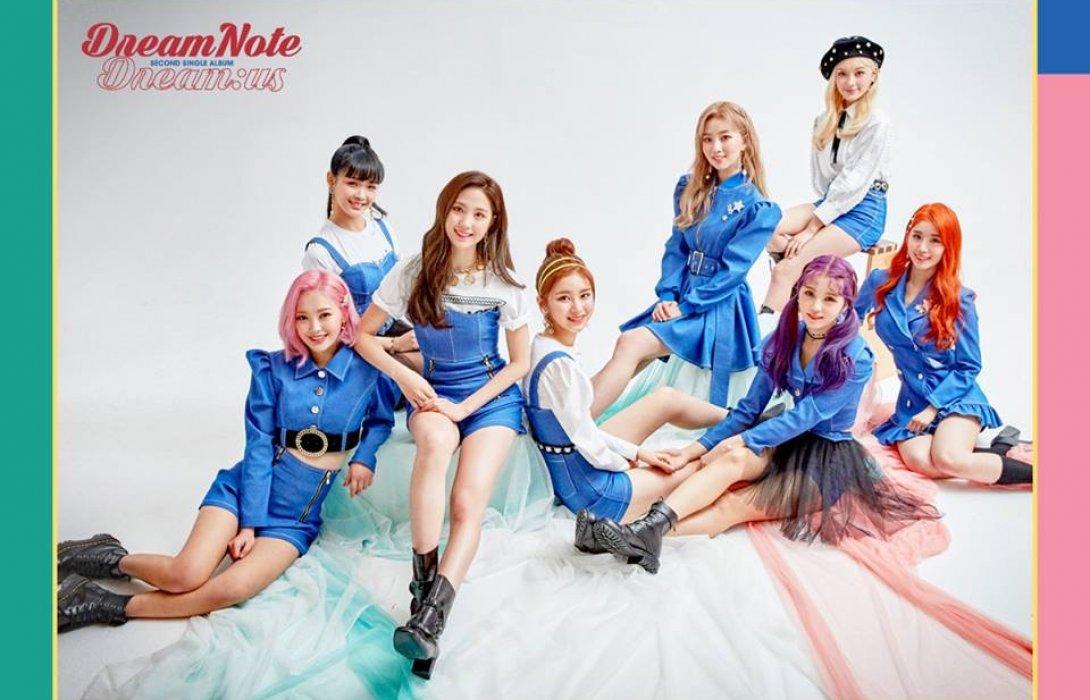 """มาทำความรู้จัก 8 สาวเกิร์ลกรุ๊ปจาก """"DREAMNOTE"""" พร้อมฟังเพลงซิงเกิลอัลบั้มชุดที่ 2 Dream:us ของพวกเธอกันนน!!"""