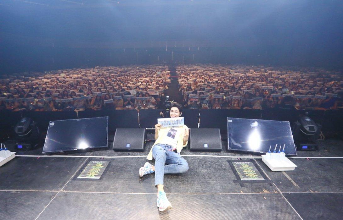 เก็บตกภาพความน่ารัก ประทับใจ Lee Jin Hyuk Fan Meeting