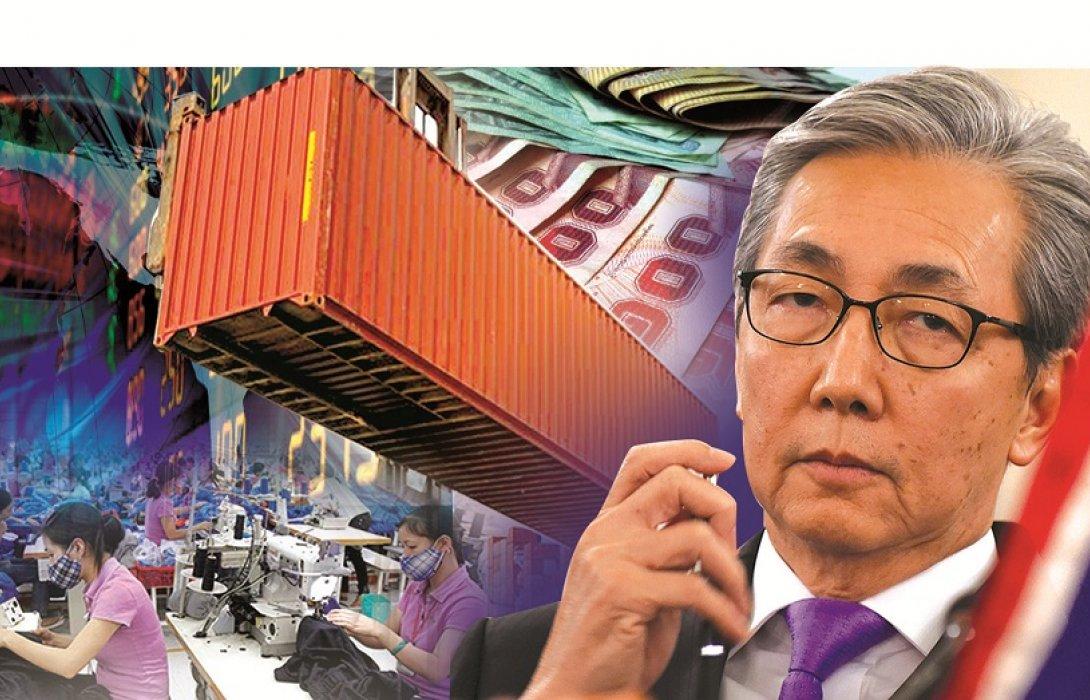 สารพัดปัญหาเศรษฐกิจรอคิวแก้  'โจทย์หิน'ท้าทายฝีมือรัฐบาลตู่ 2