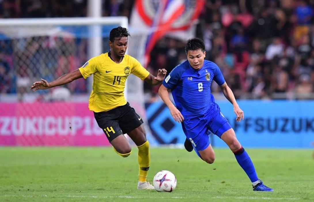 ทีมชาติไทย สุดช้ำ เสมอ มาเลเซีย 2-2 อดชิง  เอเอฟเอฟ ซูซูกิ คัพ 2018
