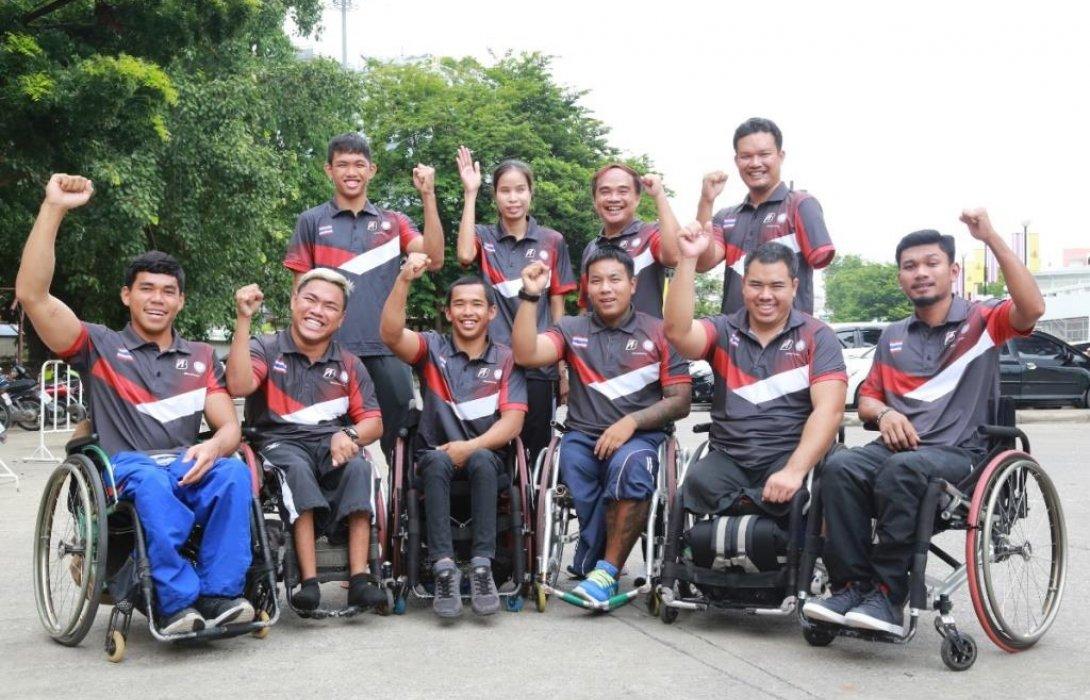 ไทยบริดจสโตน เปิดโครงการสานฝันฮีโร่ พลัส ปีที่ 5ชวนไล่ล่าความฝันนักกีฬาพาราตัวแทนทีมชาติไทย