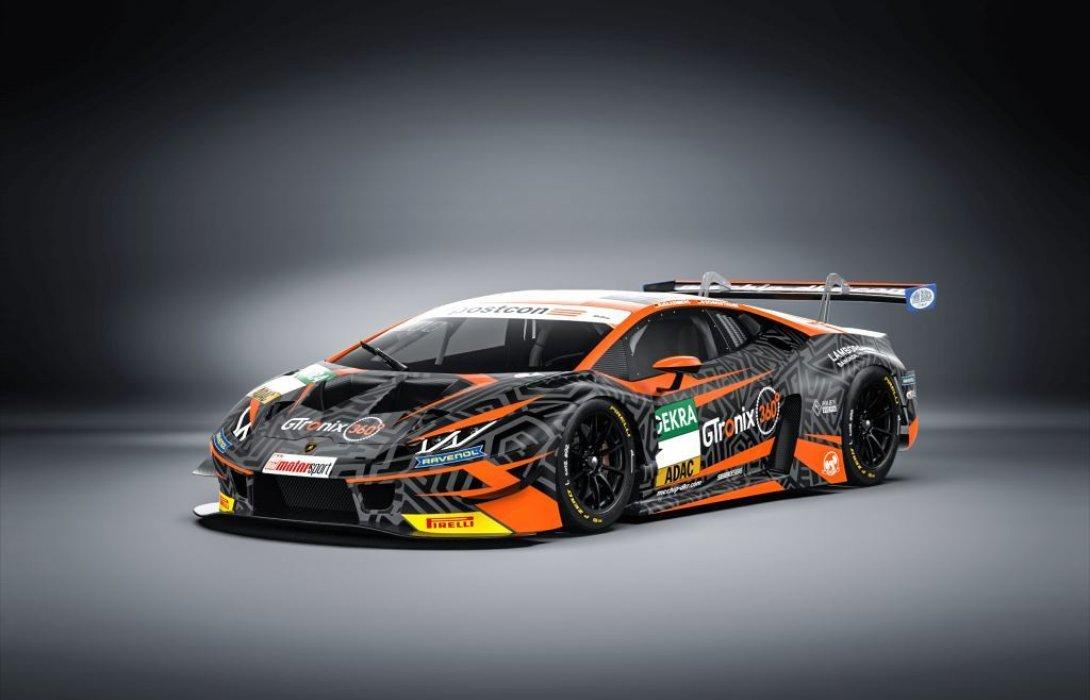 """ดาวรุ่ง F1 """"นิโค ฮูลเคนเบิร์ก"""" เตรียมลงแข่ง ADAC GT Masters ด้วย Lamborghini Huracan GT3 EVO"""